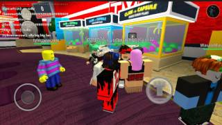 OMG I MET SALLY!! /SALLY GREEN GAMER /ROBLOX Part 1