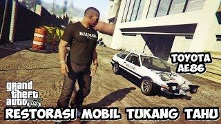 SULTAN RESTORASI MOBIL TUKANG TAHU RONGSOK | GTA 5 MOD SULTAN
