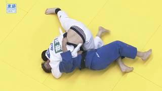 柔道グランドスラム東京 男子90kg級 3位決定戦 マルジアニvsベットーニ