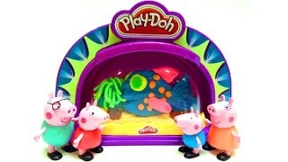 Peppa Pig and Play Doh Make N