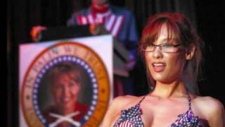 Sarah Palin look-alike competition at Admiral Theatre