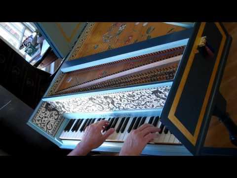 J.-Ph. Rameau: Deux Sarabandes - Barry Lloyd, Clav...