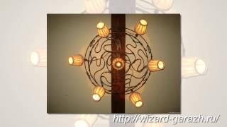 Кованые люстры – художественная ковка в Москве – (499) 403-13-89(, 2015-04-26T22:28:50.000Z)