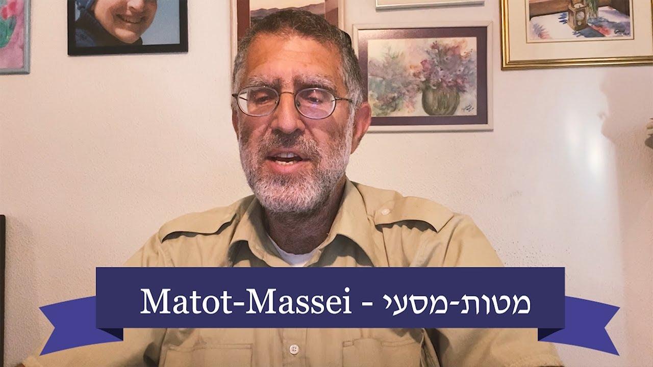 Download Weekly Torah Study: Matot-Massei