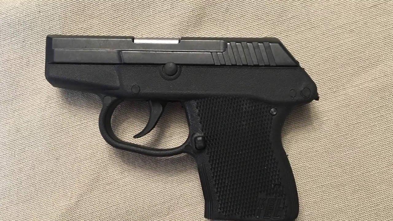 Kel-Tec P32 Pistol Review