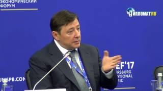"""Александр Хлопонин: """"Мы последовательно движемся в сторону ратификации Парижского соглашения"""""""