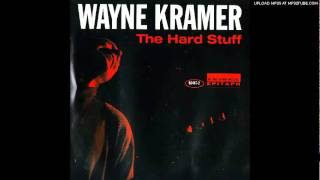 Wayne Kramer - sharkskin suit