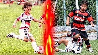 Lucianinho ● Crazy Wonderkid ● Best Skills & Goals