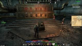 The Elder Scrolls Online - Quest - Fix The Dwarven Resonator - Puzzle