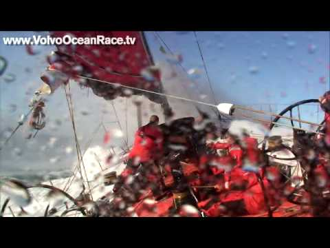 Volvo Ocean Race - The Best of Rick Deppe - Video and Images