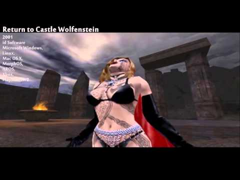 Video Game History: Wolfenstein Series 1981-2014
