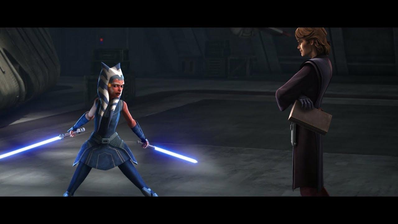 Download Ahsoka´s new Lightsabers - Star Wars: The Clone Wars - Season 7 Episode 9