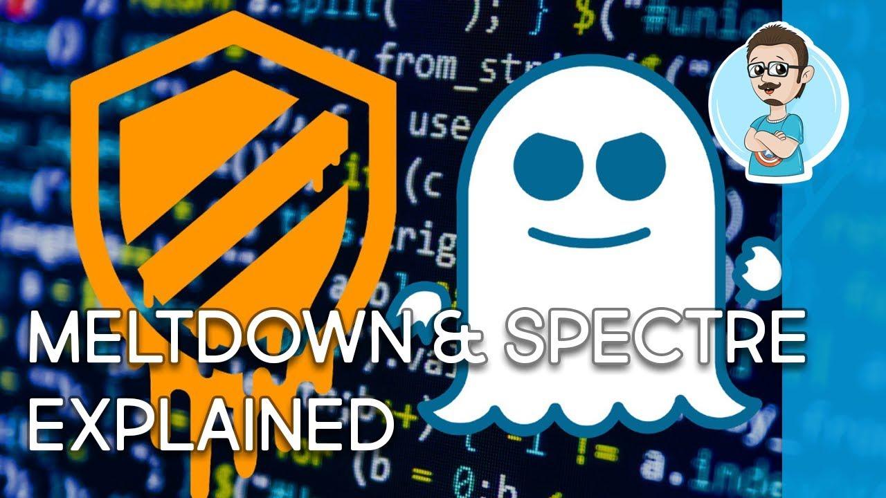 Talk Nerdy #001 - Meltdown and Spectre CPU Exploit Explained ...