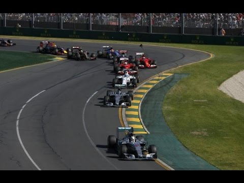 F1 Grand Prix Melbourne Australia 2016 Full Highlights