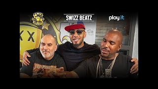 DRINK CHAMPS: Episode 59 & 60 w/ Swizz Beatz | Talks DMX, Ruff Ryders, Art Collection, + more