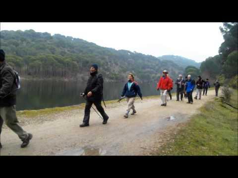 FMDS Senderismo mayores: Navas del Rey Río Alberche