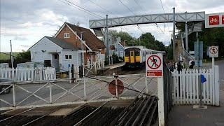 *Rare* Elsenham Level Crossing, Essex