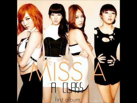 Miss A - Bad Girl Good Girl  (Audio)