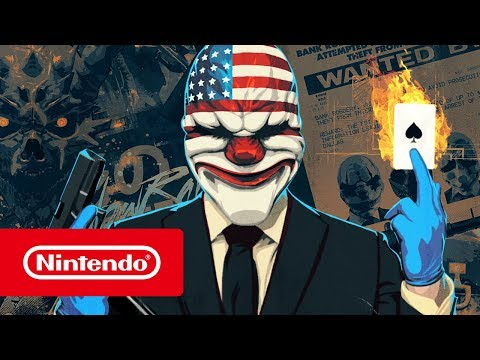 Download Youtube: PAYDAY 2 - Trailer (Nintendo Switch)