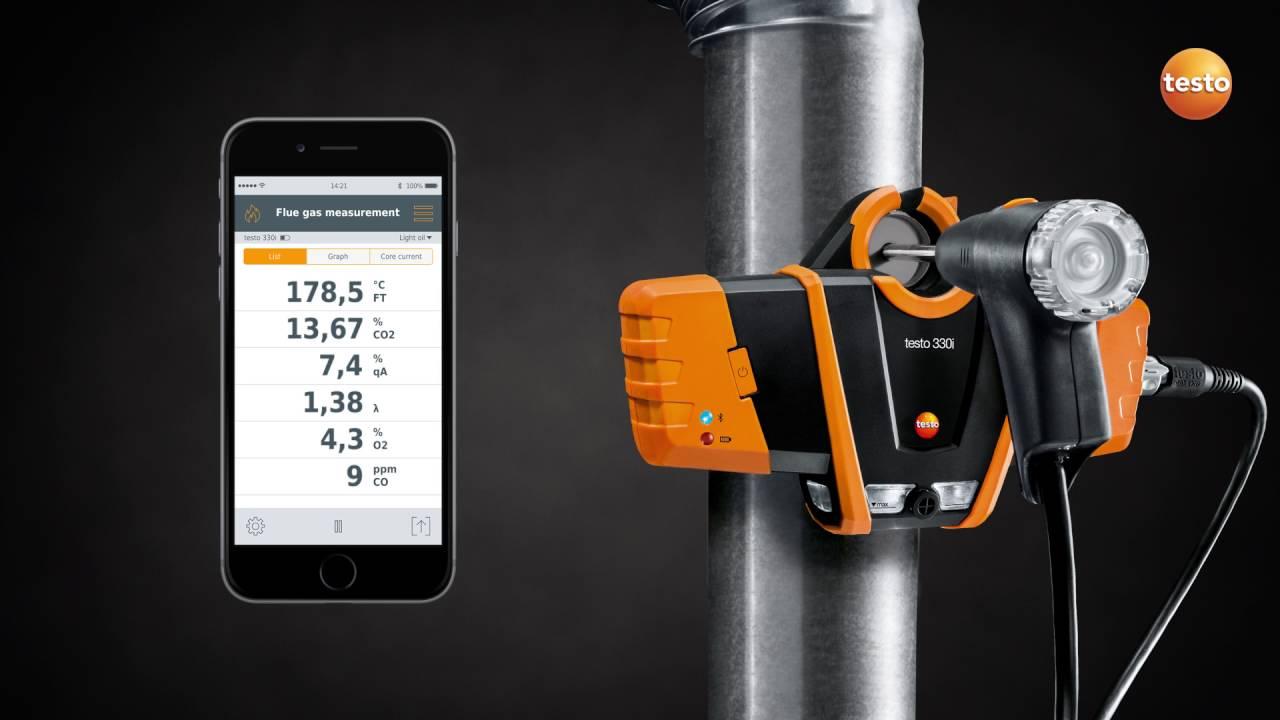 flue gas analysis | Testo Limited Blog
