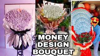 DIY DESIGNS FOR MONEY BOUQUET …