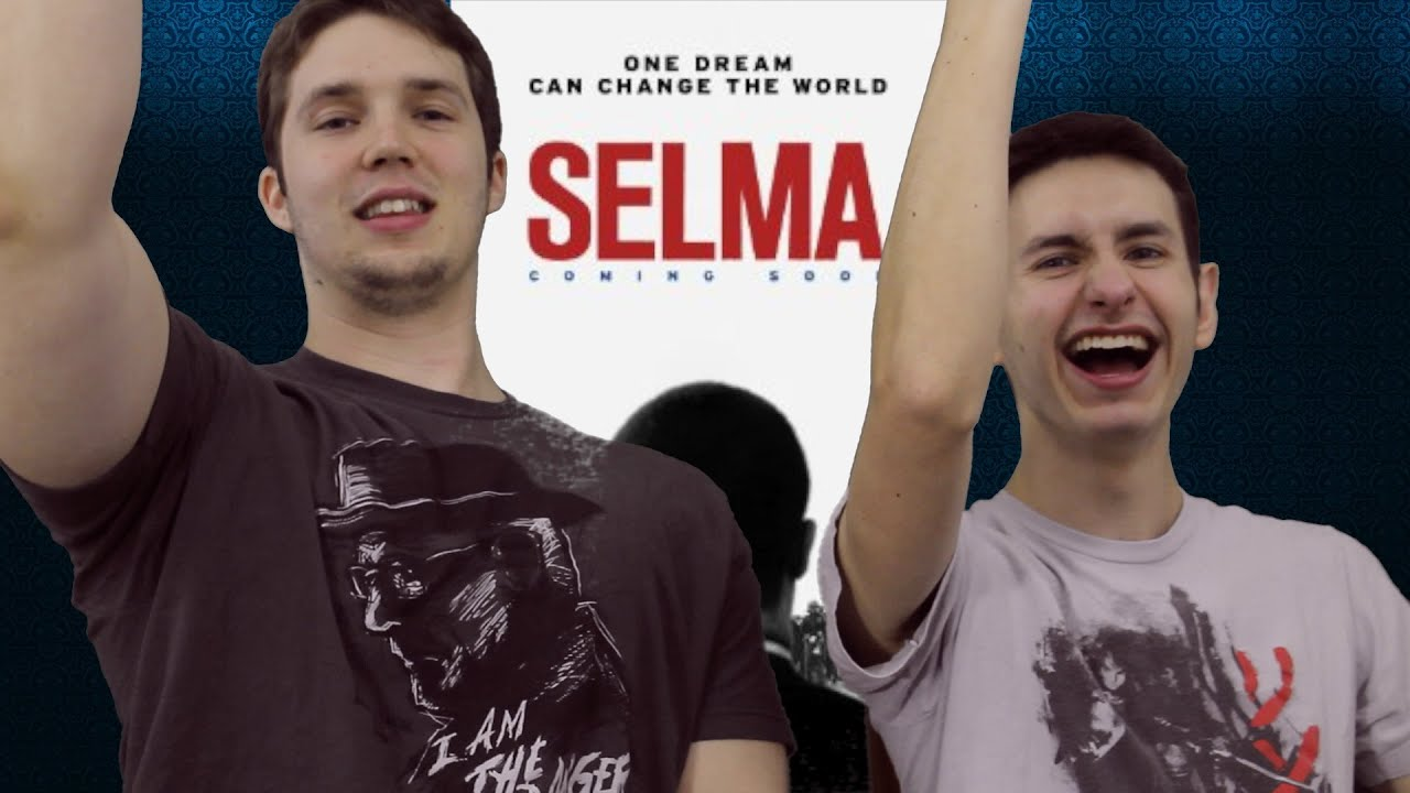 Selma-Movie Review with Lucas