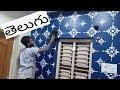 Gambar cover Beautiful & Reusable Wall Stencil Designs for DIY Home Decor