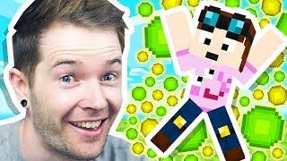 I Built an UNLIMITED XP FARM in Minecraft Hardcore!