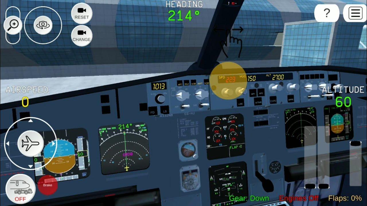 Flight Simulator Advanced Mobile