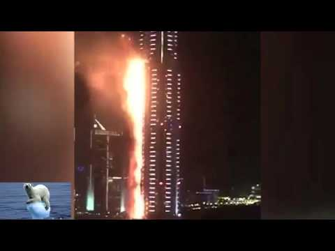 Man saved his wheelchair bound mother from Dubai hotel fire