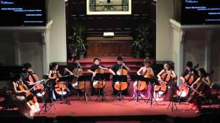 Download Video Nearer My God to Thee, 10 cellos MP3 3GP MP4