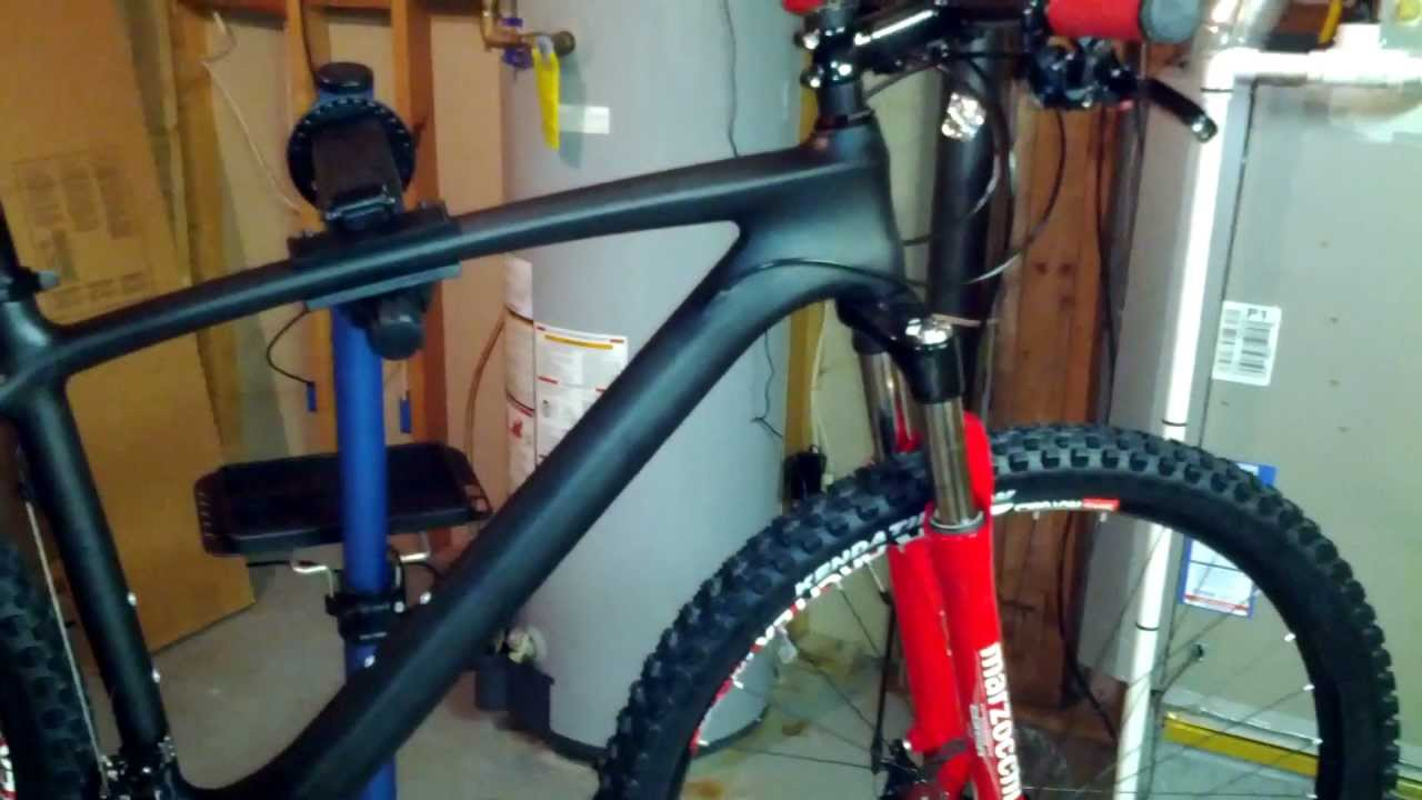 Chinese Carbon 29er - FM056 Frame - YouTube