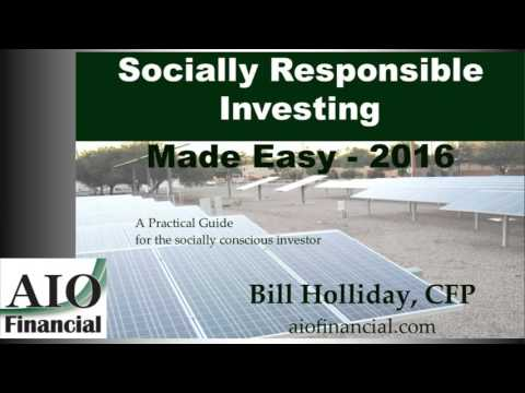 Get your FREE Socially Responsible Investing eBook
