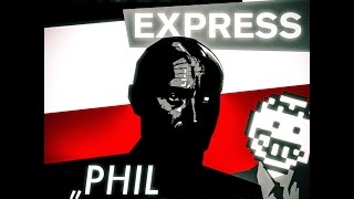 Angelika Express - Phil Collins (Instrumental)