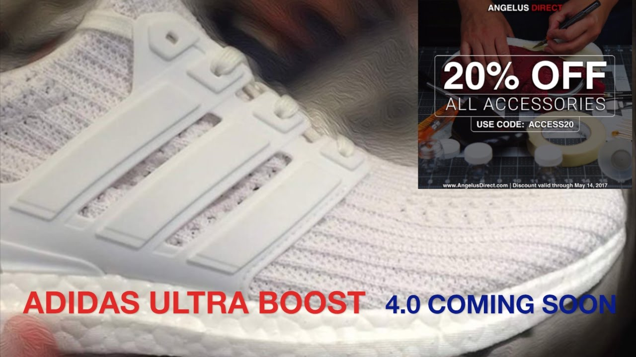 445f812e8ce90 Adidas Ultra Boost 4.0 Images   Released Date LEAKED + BEST NMD OF 2017  Unboxing  + Angelus Direct. Franchise Kicks