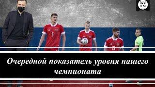 Дания Россия 3 0 вот наш уровень Сборная России по футболу