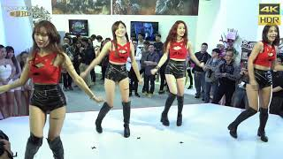 【無限HD】2018 台北國際電玩展 Taipei Game Show 宇峻奧汀 熱舞3(4K HDR)