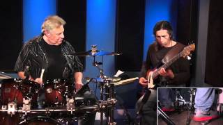 Playing With A Bass Player - Drum Lesson (Drumeo)(FREE Series: De-Stupefying Your Weak Hand - http://drumeo.com/destupefy . Playing with other musicians is key to becoming a complete drummer., 2012-06-27T22:30:49.000Z)