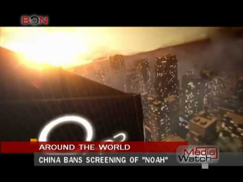 "China bans screening of ""Noah""- May.11th.,2014 - BONTV China"