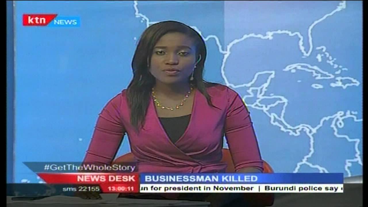 Download Raila Odinga mourns a friend, Jacob Juma who was killed by unknown gunmen