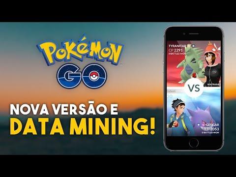 ATUALIZAÇÃO E DATA MINING 0.67.1! | Pokémon GO