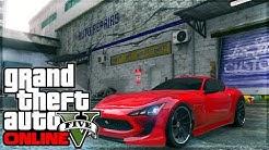 """GTA 5 Online """"Lampadati Furore GT"""" Car Customization Showcase - Patch 1.17 Last Team Standing Update"""