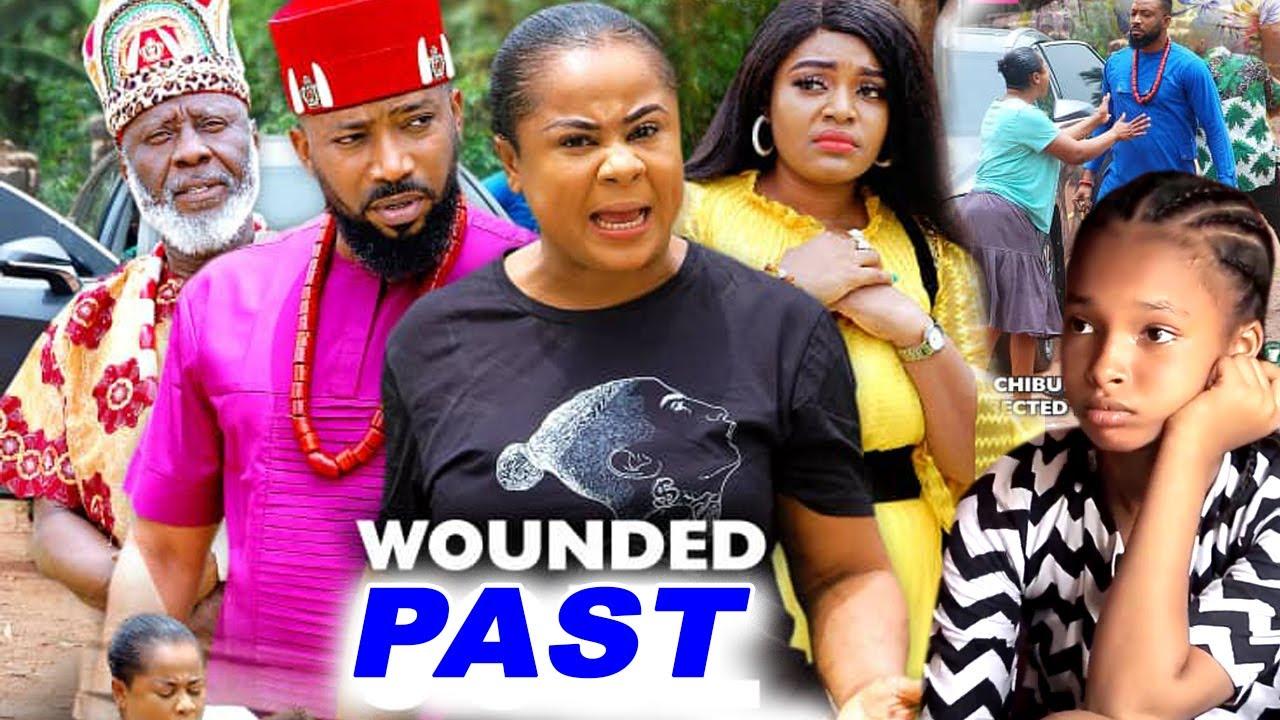 "Download Wounded Past ""New Movie"" Complete 1&2 - Fredrick Leonard/Uju Okoli 2021 Trending Nigerian Movie"