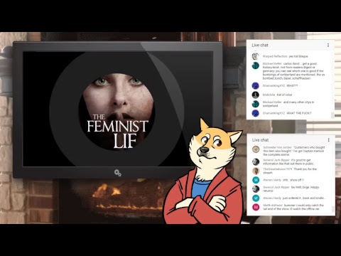 Feminism Was Never About Equality, Why Does the Myth Persist? Bob Lewis - Fireside Chat 67