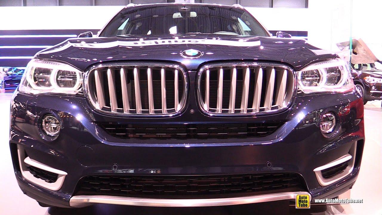 2017 Bmw X5 50i Xdrive Exterior And Interior Walkaround New York Auto Show