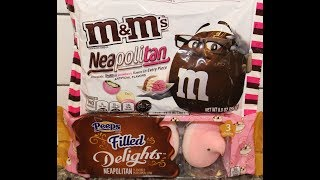Neapolitan M&M's & Neapolitan Peeps Filled Delights Review