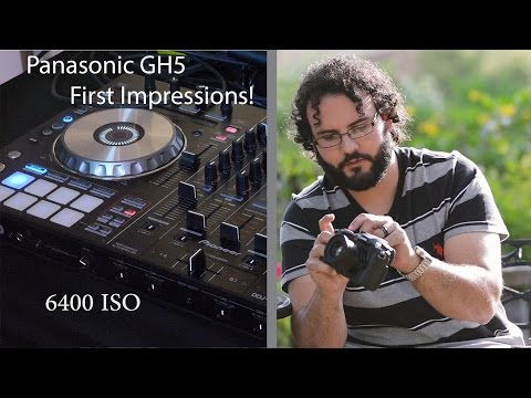 GH5 Impressions + Wedding Videography Shooting - Wowsers!