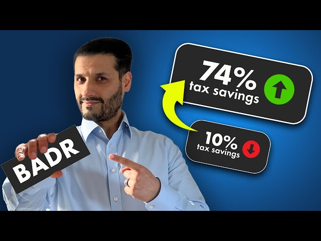 How to Avoid Capital Gains Tax | Business Asset Disposal Relief