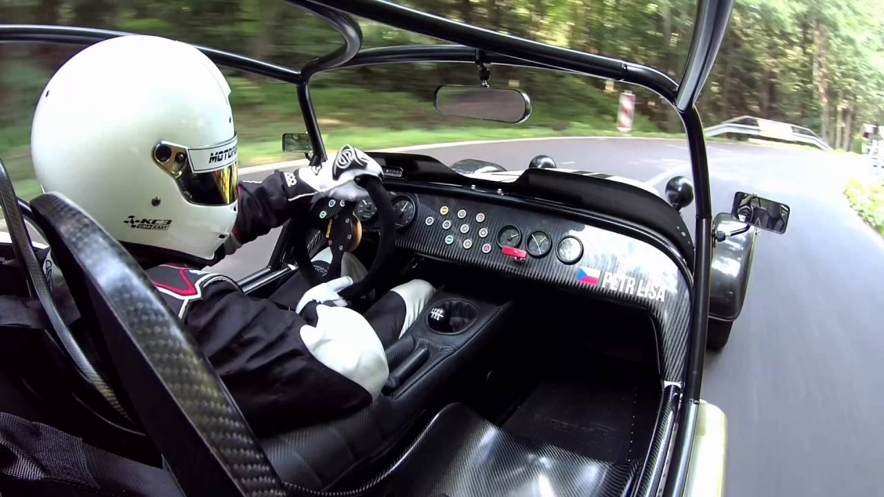 caterham 485 r hill climb triola cup youtube. Black Bedroom Furniture Sets. Home Design Ideas