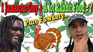 A Jamaican Tried To Rob Me On Thanksgiving In Harlem!!! ????????????